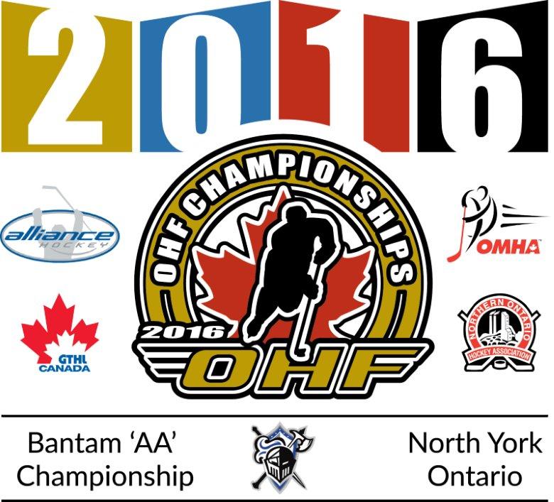 2016 Championship Icon North York Knights